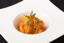 法式胡萝卜沙拉