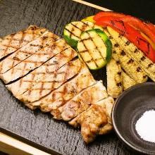 什錦烤拼盘