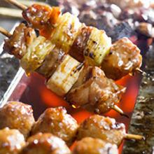 其他 烤鸡串、烤串