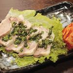 蒸猪肉、猪肉涮涮锅