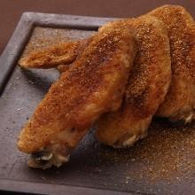 辣味炸鸡翅