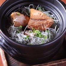 东坡肉蒸饭