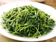蒜泥炒青菜