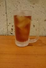 黑乌龙茶高杯酒