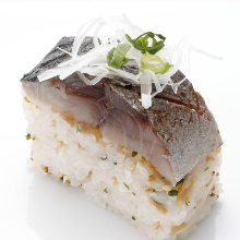 青花鱼棒寿司