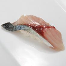 醋腌青花鱼