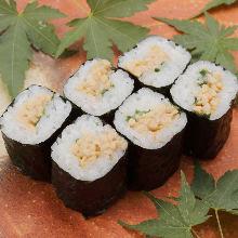 纳豆卷寿司