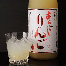 梅乃宿 苹果酒