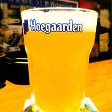 福佳白啤酒