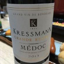 Kressmann Medoc