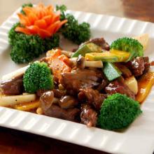 黑胡椒炒牛肉