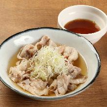 猪肉涮涮锅(关东煮)
