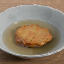炸鱼饼(关东煮)
