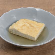 厚油豆腐(关东煮)