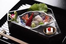 7,000日元套餐 (6道菜)