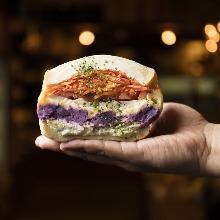 其他 三明治