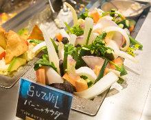 香蒜鯷鱼热沾酱
