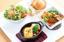 1,341日元组合餐 (5道菜)