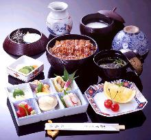 5,100日元组合餐