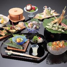 9,936日元套餐 (7道菜)