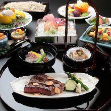 14,904日元套餐 (8道菜)
