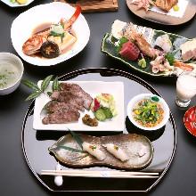 12,420日元套餐 (7道菜)