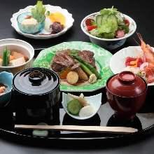 7,079日元组合餐 (7道菜)