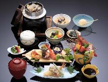 4,844日元组合餐