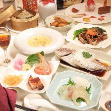 10,450日元套餐 (8道菜)