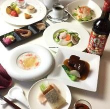 8,250日元套餐 (7道菜)