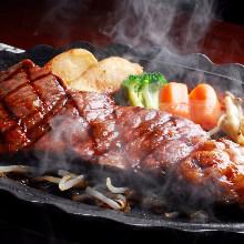 沙朗肉排套餐