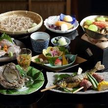 7,128日元套餐