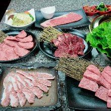 16,500日元组合餐 (6道菜)