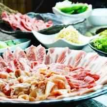 6,900日元套餐 (20道菜)
