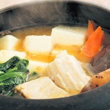 韩式内脏锅