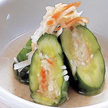 黄瓜夹心泡菜