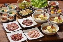 3,300日元套餐 (11道菜)