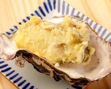 牡蛎天妇罗