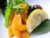 醋拌海鞘与韩国辣椒酱