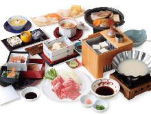 5,800日元套餐