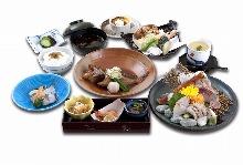 3,300日元组合餐 (10道菜)