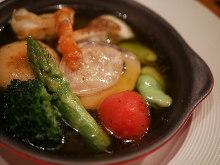 橄榄油腌菜
