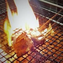 炙烤鸡腿肉