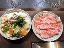 5,850日元套餐