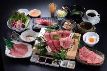 8,500日元套餐 (10道菜)