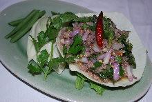 泰式香辛雞肉沙拉