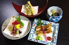 8,800日圓套餐 (10道菜)