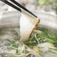 鰤魚涮涮鍋