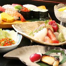 3,240日圓組合餐 (6道菜)