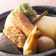 蘿蔔(關東煮)